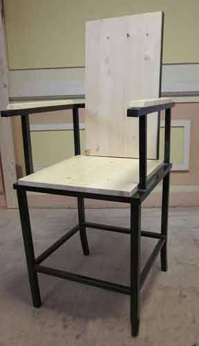 кресло-жесткое