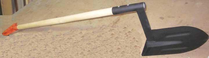 лопата-штыковая